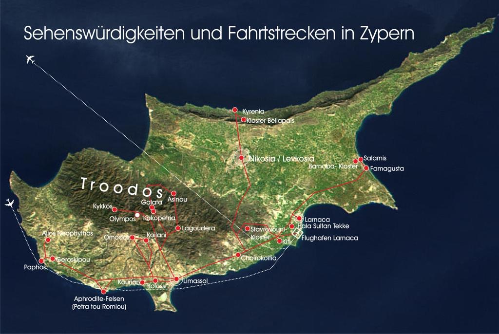 flughafen zypern griechischer teil